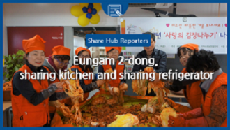 sharing kitchen and sharing refrigerator