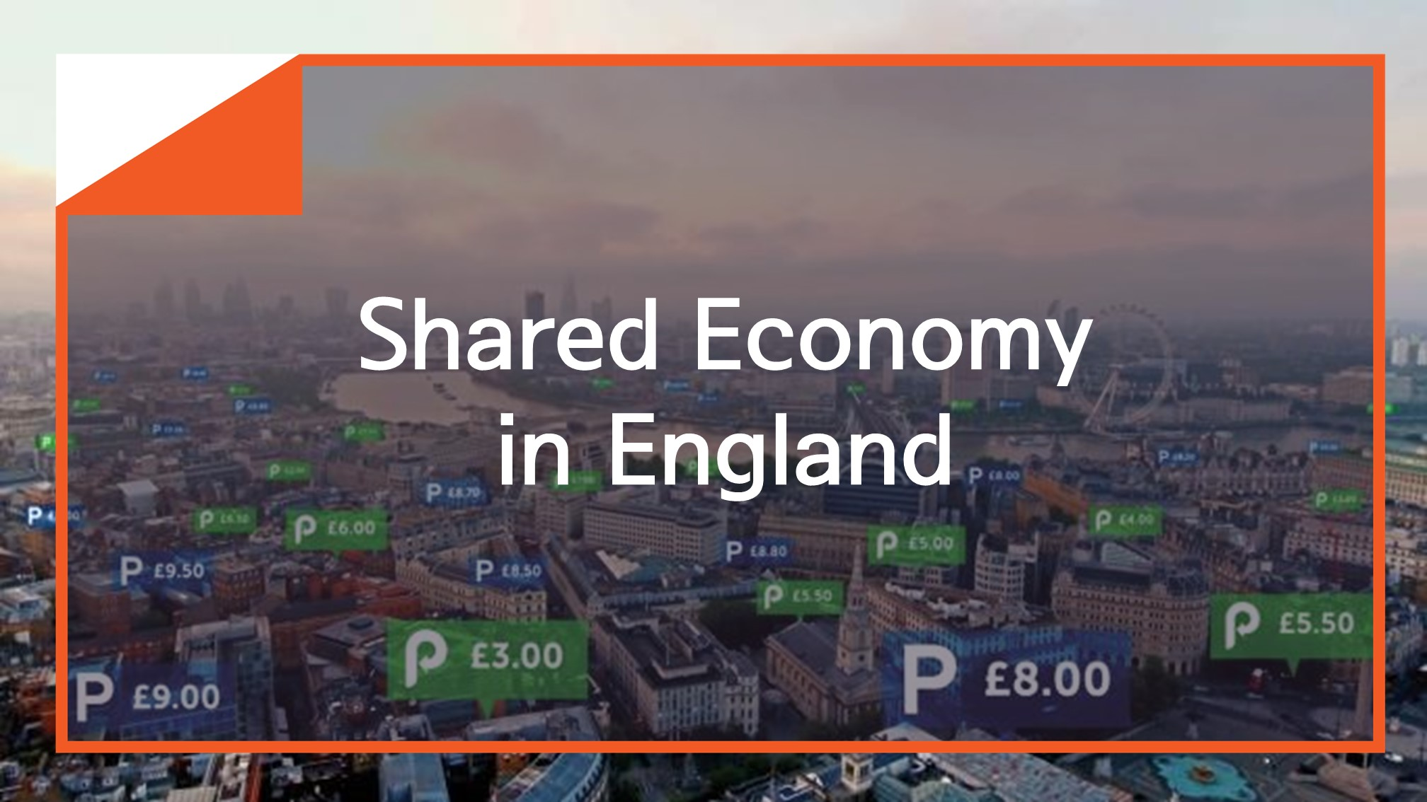 [Resources] Shared Economy in England