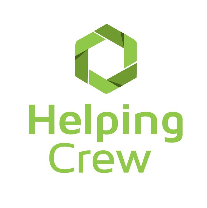 헬핑크루(HelpingCrew) logo